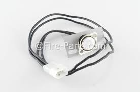 Comfortec Fireplace Parts Part - 23: Fan Heat Sensor Switch - Fire ...
