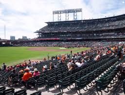 Oracle Park Section 131 Seat Views Seatgeek