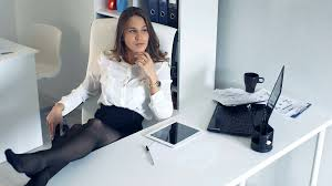 woman office furniture. Successful Business Woman At The Office With Her Feet On Desk Stock Video Footage - Videoblocks Furniture O