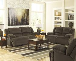 Wide Chairs Living Room Signature Design By Ashley Toletta Chocolate Wide Seat Power