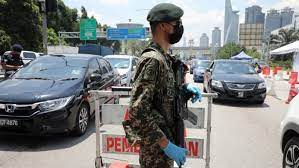 Prime minister muhyiddin yassin said the decision to implement the lockdown starting june 1 came after new infections breached 8,000 on friday for the first time, sparking fears the disease could spiral. Malaysian Pm Announces One Month Covid Lockdown Deccan Herald