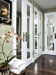 cost of closet doors mirrors in closet doors instead of finding a place to hang a cost of closet doors