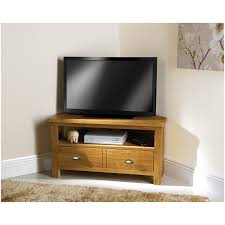 incredible bm wiltshire oak corner tv unit 319227 bm oak tv stand ideas