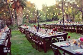 25 Reasons To Love An Outdoor Fall Wedding  BridalGuideBackyard Fall Wedding