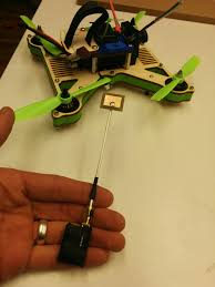 diy patch antennas for longer range fpv kempbros homebrew patch ready for testing
