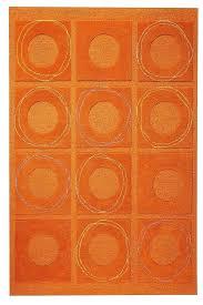 ideas orange area rugs and 33 orange area rug ikea