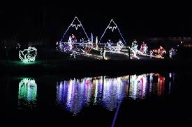 Ocean City Christmas Lights Inlet Ocean City Winterfest Town Of Ocean City Maryland