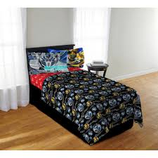 transformers 5 autobot strong bedding sheet set twin