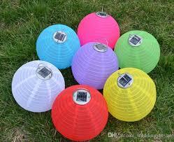Solar Lamps Wholesaler Weddingjunyan Sells Chinese Lanterns Style Chinese Lantern Solar Lights