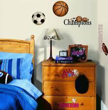 Soccer Bedroom Decor Soccer Room Decor And Wall Decor Ideas For Soccer Room Decor