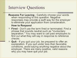 reason for leaving examples best reasons for leaving a job on a resume oakpath co