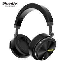Bluedio <b>T5</b> Active Noise Cancelling <b>Wireless Bluetooth</b> Headphones ...