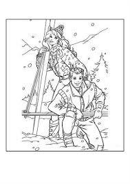 Kids N Funde 11 Ausmalbilder Von Skifahren