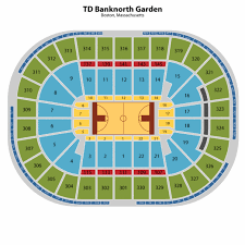 Td Banknorth Concert Seating Chart Seating Charts Insidearenas Com