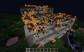 Woodland mansions are rare structures in minecraft. Psa How To Locate Hidden Rooms In The Woodland Mansion Minecraft