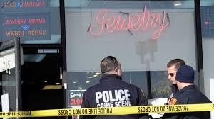 police investigate the scene where the owner of