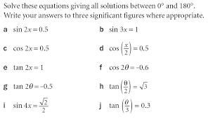 c2 solving trigonometric equations