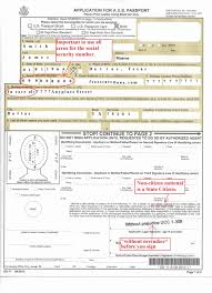 Us Passport Card Template Us Passport Photo Template Application Form For Infants New