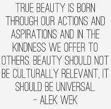 Natural Black Beauty Quotes Best of Supermodel Alek Wek Offers One Of The Most Insightful Quotes On