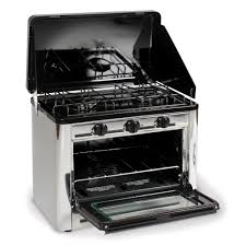 Oven Gas Stove Stansport Outdoor Stove And Oven Stainless Steel Walmartcom