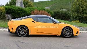2023 Lotus Emira spy shots: Last Lotus ...
