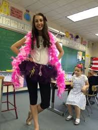 perfect fancy nancy costume for book character dress up day or a princess crown
