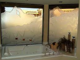 etched glass frameless doors door glass by sans soucie art glass studios