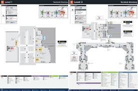 houston airport terminal e map