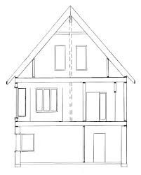 draw a house plan drawing cross sections step 5 draw house plans free ipad