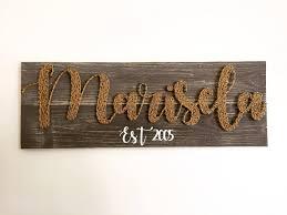name sign kids room decor string art sign teen room decor wood sign family wall art rustic decor personalized nursery decor on personalized wall art wood with name sign kids room decor string art sign teen room decor
