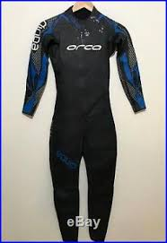 Orca Equip Size Chart New Orca Mens Triathlon Wetsuit Size 7 Large Equip Full
