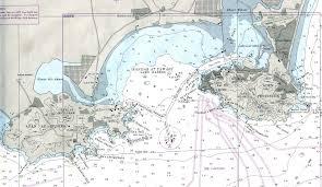 Ocean Charts Bc Nautical Chart Portion Of Chart 62097 Nautical Chart