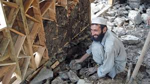 The tremors were felt in parts of pakistan and north india. Seismic Design Dhajji Dewari Report Arup