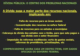 Resultado de imagem para divida publica brasileira