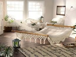indoor hammock beds to relax