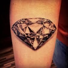 бриллиант с короной тату эскиз тату бриллиант Tattoo Academy тату