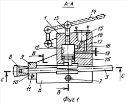 устройство для снятия буровой коронки со <b>штанги</b> - патент РФ ...