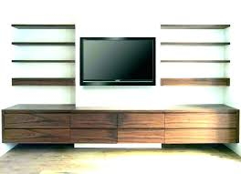 wall hung tv cabinet ed mount design unit nz mounted stands from two flatware wall hung tv cabinet
