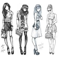 Clothing Design Ideas 114 best fashion designillustration images on pinterest