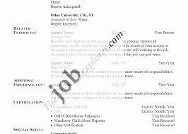 Fine Free Online Resume Database Software Pictures Inspiration