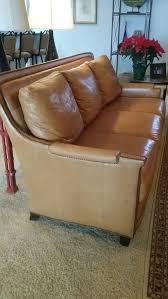 ferguson copeland justin leather sofa for in fort mill sc offerup