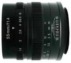 <b>Объектив 7artisans</b> 55mm f/1.4 Fujifilm <b>X</b> — купить по выгодной ...