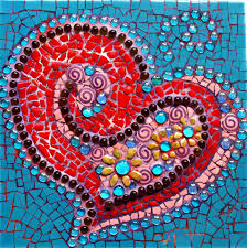 Simple Mosaic Art Designs Copy Of Mosaic Art Lessons Tes Teach