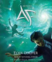 artemis fowl 6 the time paradox