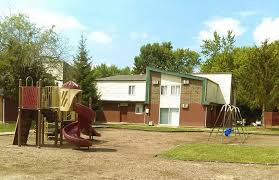 your children will enjoy the on site playground at pinewood gardens apartments in trotwood