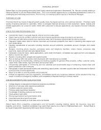 personal banker resume banker resume business analyst resum banker business banker resume