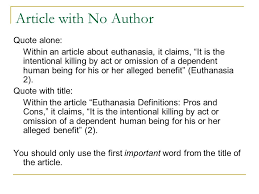 How To Quote An Article New Parenthetical Citation And Works Cited Ppt Video Online Download