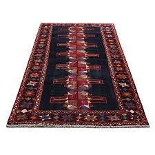 4 6 x 8 7 unique vintage classic persian runner rug from