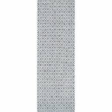 nuloom handmade flatweave cotton moroccan trellis area rug