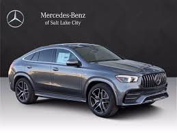 From the outside, the heavily contoured power dome design hints at the immense power delivery. New 2021 Mercedes Benz Gle Amg Gle 53 Sport Utility 1m1233 Ken Garff Automotive Group